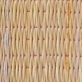 Brown Straw Mat