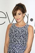 LOS ANGELES - MAR 18: Eva Mendes at the Eva Mendes & New York & Company launches the Eva Mendes for