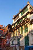 Old Building - Kathmandu, Nepal