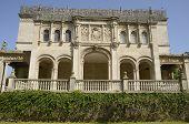 Side Of Pavilion Of The Renaissance