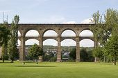 Viaduct Over Park