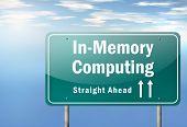 Highway Signpost In-memory Computing