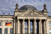 The Reichstag. Berlin