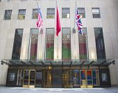 Christie's main headquarter at  Rockefeller Plaza in New York