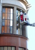 Cleaning of windows