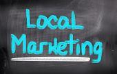 Local Marketing Concept