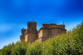 Beautiful Medieval Castle - Manzanares (spain)
