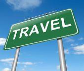 Travel Concept.