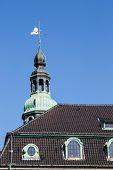 Traditional Architecture In Copenhagen, Denmark.