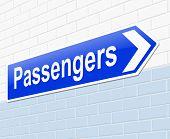 Passengers Concept.