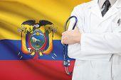 Concept Of National Healthcare System - Ecuador