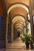 Portico IV, Bologna, Italy