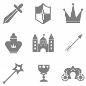Tale icon set