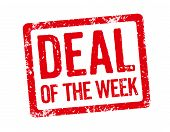 Red Stamp - Deal of the week