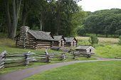 Historic Log Cabins