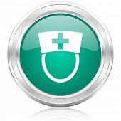 nurse internet icon
