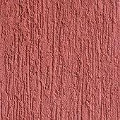 Reddish Porous Wall