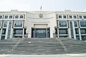 Library Of Republic Of Kazakhstan