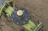 Hydraulic Water Pump Gauge