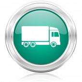 delivery internet icon