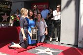 LOS ANGELES - SEP 9:  Christina Applegate, Katey Sagal, Ed O'Neill, David Faustino at the Katey Saga