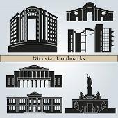 Nicosia Landmarks And Monuments