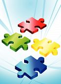 Incomplete Puzzle Pieces