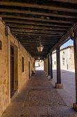 Burgo De Osma Colonnade