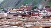 Labrang Monastery - Xiahe, Gannan, Gansu - China
