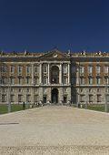 Caserta Royal Palace, Main Facade