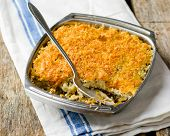 Parmentier,traditional French Dish.