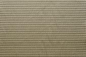 Fabric With Rhombuses In Bronze Tones