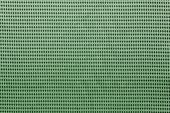 Fabric With Rhombuses In Green Tones