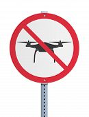 Drone prohibited