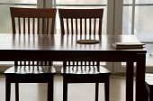 Two Chairs And The Table