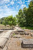 Sítio arqueológico de Dion
