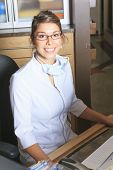 Dental Assistance Receptionist Appointment