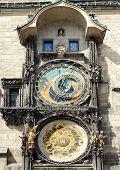 Astronomical Clock On Staromestska Square, Prague