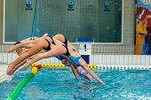 Milan, January 10: Syncro Team  Bpm Sport Management Performing Competes Free Combination During The