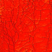 Abstract Background Of Old Coatings Cracks And Scratches The Surface Painted With Red Paint Destroye