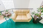 stock photo of reception-area  - Lounge - JPG