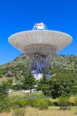 image of deep  - The Madrid Deep Space Communications Complex is a ground station located in Spain - JPG