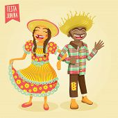 stock photo of young boy  - Multiracial Young Couple  - JPG