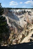 Yellowstone Klippen