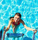Splendour of Brilliant Pool Beauty