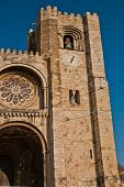 Sé Catedral, Lisboa, Portugal
