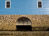Grist Mill Wall