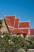 Thai Northeast Temple