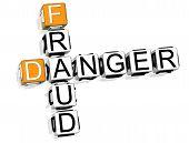 Danger Fraud Crossword