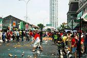 Thaipusam Chaos